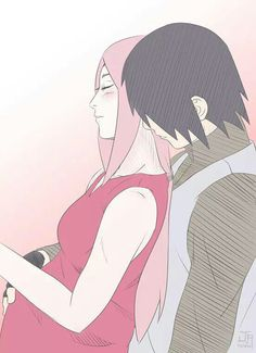 A little downtime. Sasuke Sakura