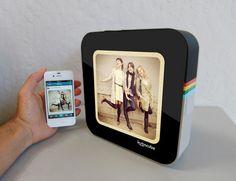 Instagramで撮った写真を共有できるcube「Instacube」