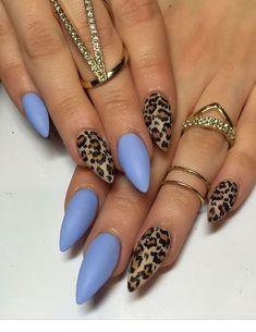 I like the matte blue