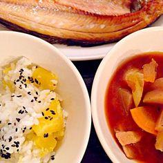 うまうまー - 1件のもぐもぐ - さつまいもご飯! by yuming38