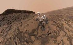 Diario La Verdad - Curiosity se toma una 'selfie' en Marte
