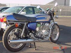 1976 Honda 750F SuperSport