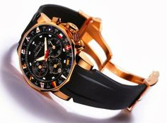 Corum Admiral's Cup Chronograph Rose Gold
