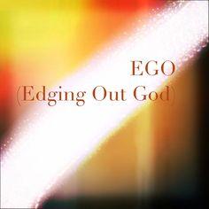 GOD - Edging Out God