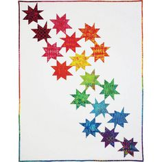 Stars, Free Quilt Pattern