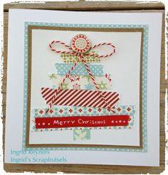 Ingrid's scrapfrutsels: Christmas in July!