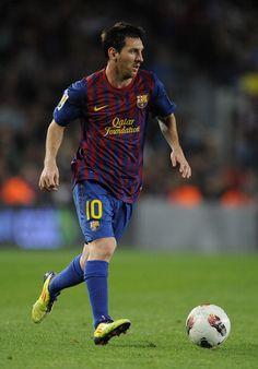 Campeones de la copa del Rey 2012 con Lionel messi