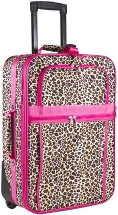 Pink Zebra suitcase set | I Want! | Pinterest | Pink, Pink zebra ...