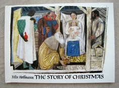 The Story of Christmas: Felix Hoffmann: 9780460067782: Amazon.com: Books