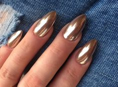 How To Get Chrome Nails So You Can Have The Most BA Manicure Ever — VIDEOS
