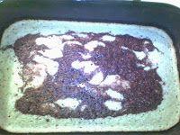Papilele Alintate: Prăjitură cu nucă de cocos și cacao