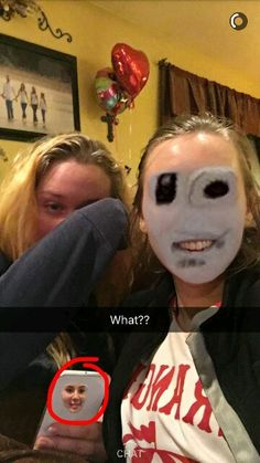 Face swap fail