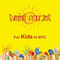 While summer is the best time for your kid to take some time off it is also the best opportunity for your kid to Kids summer programs are ideal to help your kids improve their talent and academic knowledge.