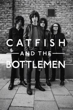 New Catfish and the Bottlemen Rock Music-Art Silk Cloth Wall Poster Rock Poster, Poster Poster, Van Mccann, Catfish & The Bottlemen, Indie, The Yardbirds, Band Photography, Music Humor, Band Posters