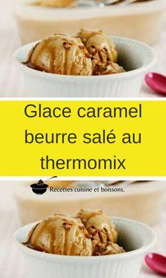 Thermomix Desserts, Vegan Ice Cream, Menu, Information, Cookies, Chicken, Pain, Food, Frozen Desserts
