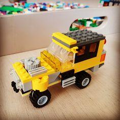 Lego Dakar rally