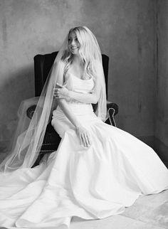 Bridal photography: http://www.stylemepretty.com/2014/12/22/organic-black-tie-bridal-inspiration/ | Photography: Autsin Gros - http://austingros.com/