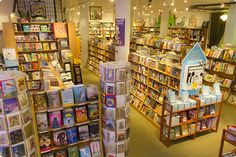 New York City's 20 Best Independently Owned Bookstores, Mapped - Racked NY