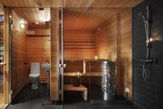 Galleria - Kuvia ja ideoita saunan sisustamiseen | Suomen Tervaleppä