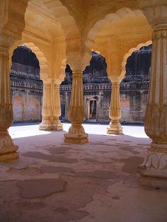 Indian temple by shrianne, via Flickr