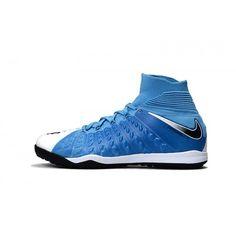 422bdb105c1 Nike Hypervenom - Buy 2017 Nike Hypervenom Phantom III DF TF Online Blue  White Football Boots