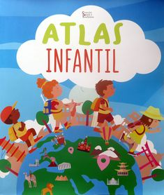 """Atlas Infantil"", de Coleção Tomate e Tangerina Top Reads, Mandarin Oranges, Flags, Books, Continents"