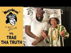 Nardwuar catches up with Trae Tha Truth in his home state of texas during SXSW and gets a lesson on such H-Town legends as DJ Screw and MC Wickett Crickett as they peruse the Houston Rap book by Peter Beste and Lance Scott Walker before Trae flips the script and bestows Nard with a special gift.| Nah Right