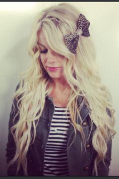 BrittsFavThings: Haute Fall Hair Accessories