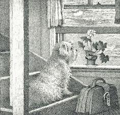 "Maurice Sendak:  from ""Higglety Pigglety Pop"""