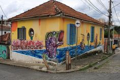 DOES/BINHO/TINHO/GRAPHIS/ANJO/DNINJA Tucuruvi - São Paulo, Brazil / 2010.