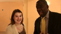 Rev Les Isaac, the founder of the Street Pastors organisation through the Ascension Trust, asks who is the youngest Street Pastor in the UK? Many political c...