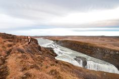 Gullfoss Waterfall Iceland Form 42
