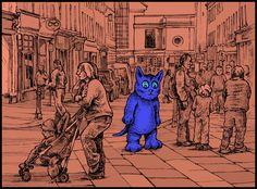 LOST CAT Bath BA1 1BN, UK 51.383050, -2.360888