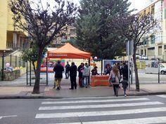 Mañana Sábado los Alcañizanos tenemos una oportunidad de que se nos escuche, Ciudadanos se presenta en Alcañiz. Somos tu voz, acércate a visitarnos, cuéntanos tus inquietudes. Estaremos desde las 11:00h. hasta las 13:30h.