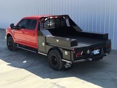 J & I truckbeds -View our high quality Truck Beds Custom Truck Flatbeds, Custom Flatbed, Cool Truck Accessories, Truck Accesories, Utility Truck Beds, Flatbed Truck Beds, Welding Trucks, Welding Rigs, Lowered Trucks