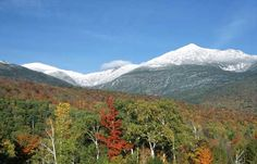 Hike in the White Mountains on the Appalachian Trail - New Hampshire