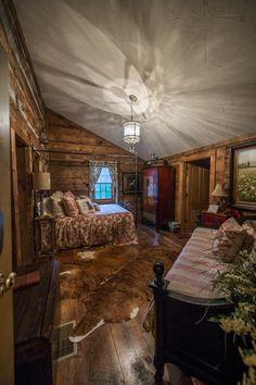 East Texas Log Cabin | Heritage Restorations
