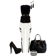 """""""It's Ladies Night"""" by sweetnuff on Polyvore"""