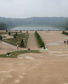 Jardins du château de Versailles - architecte : André Le Nôtre