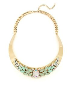 Springtime Statements Necklace