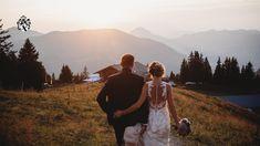 Photo credit: Matthieu Lenz Wedding Planner, Destination Wedding, Wedding Venues, Wedding Day, Tyrol Austria, Photo Credit, Getting Married, Mountain, Couple Photos