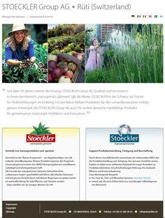 Webdesign - Stoeckler Group
