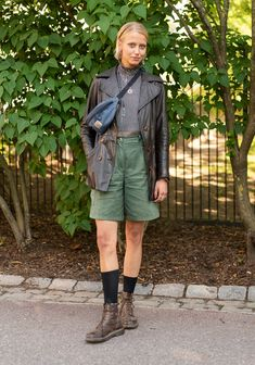 Reetta - Hel Looks - Street Style from Helsinki Street Style Vintage, Street Style Blog, Looks Street Style, Hipster Grunge, Grunge Goth, Cute Casual Outfits, New Outfits, Summer Outfits, Fashion Outfits