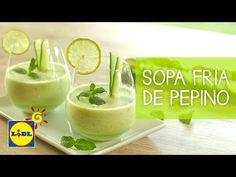 Sopa fría de pepino - Lidl España