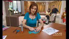 Utilísima Bien Simple, Peces tropicales de goma EVA, Eva Clemente - YouTube