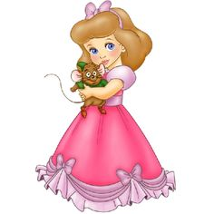 Disney Baby Princesses - Clip Art On Line