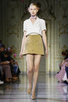 The Style Check: Milan Fashion Week S/S16: Day 5 Roundup