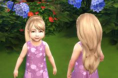 My Stuff: Confident Ponytail for Toddlers