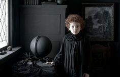 Adriana Duque Creates Sinister Visuals Of Old World Children