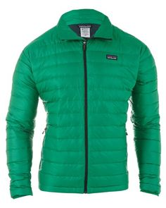 Patagonia Mens Down Sweater  Green Super Sonic XL *** Details can be found by clicking on the image.